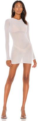 LaQuan Smith X REVOLVE Mesh Dress