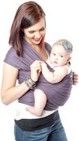 Moby Wrap Organic Cotton Baby Carrier in Eggplant