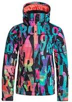 Roxy SNOW Junior's Jetty Printed Snow Jacket