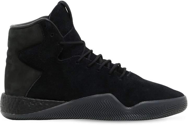 adidas Instinct Tubular Boost Suede Sneakers