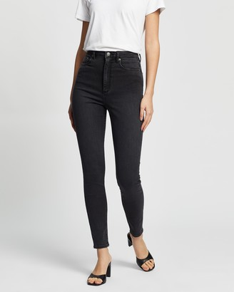 Lee High Licks Crop Jeans