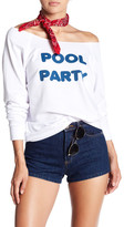 Project Social T Pool Party Fleece Pullover