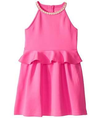 Lilly Pulitzer Caesara Dress (Toddler/Little Kids/Big Kids)
