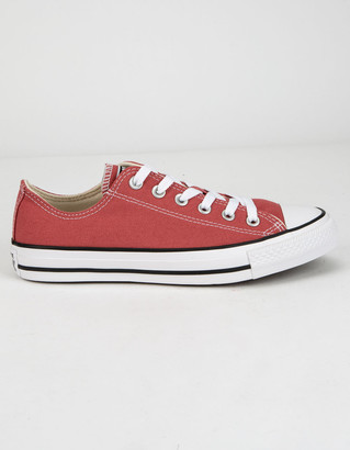 Converse Chuck Taylor All Star Seasonal Color Low Top Light Redwood Womens Shoes