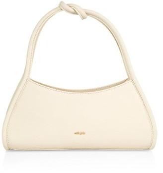 Cult Gaia Tala Leather Shoulder Bag