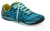 Merrell Women's Trail Glove Running Shoe