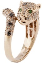 Effy Jewelry Signature Rose Gold Diamond Ring, .90 TCW