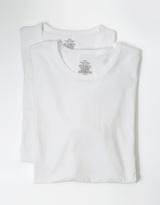 Calvin Klein Cotton Stretch Crew Neck 2-Pack Undershirt