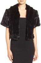 Collection XIIX Women's Faux Fur Jacket