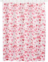 Celebrate valentines day Celebrate Valentine's Day Hearts Shower Curtain