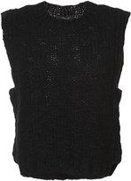 Derek Lam Cropped Knit Vest