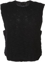 Derek Lam sleeveless knitted top - women - Cashmere/Wool - XS