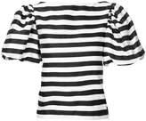 Bambah striped sailor top