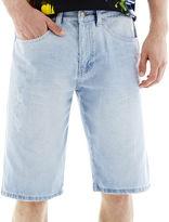 Akademiks Dewitt Denim Shorts