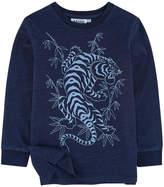 Molo Graphic slub jersey T-shirt - Romus