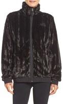 The North Face Women's Furlander Faux Fur Fleece Jacket
