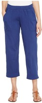 Fresh Produce Key Largo Capris (Moonlight Blue) Women's Capri