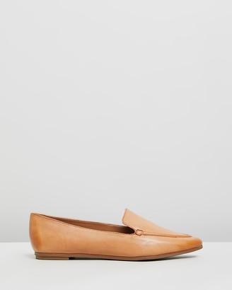 Aldo Gussa Leather Loafers