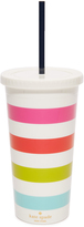 Kate Spade Candy Stripe Thermal Tumbler