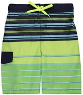 """Smiths American Smith's American Big Boys' """"Lined Stripes"""" Boardshorts"""