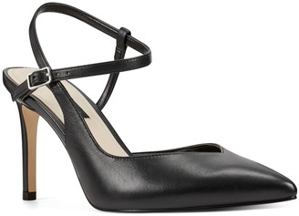 Nine West Elisa Women's Leather Dress Pumps