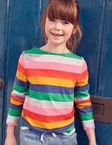 Boden Colourfully Stripy T-shirt