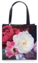 Ted Baker Blushing Bouquet Small Icon Tote - Blue
