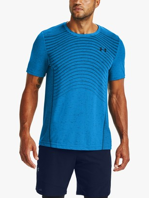 Under Armour Seamless Wave Short Sleeve Training Top