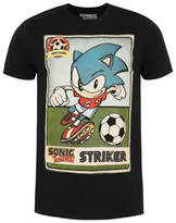 George Sonic the Hedgehog Football T-Shirt