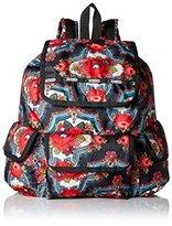 Le Sport Sac Women's Explorer Backpack, Romanian Rose
