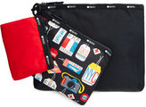 Le Sport Sac Travel System Packing Pouches