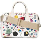 Anya Hindmarch allover patches tote