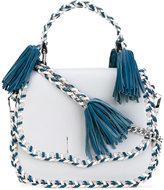 Rebecca Minkoff tassel detail shoulder bag - women - Leather/metal - One Size