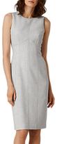 LK Bennett L.K.Bennett Lize Suit Dress, Grey Melange