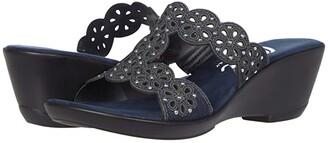 Onex Margotte (Denim) Women's Shoes