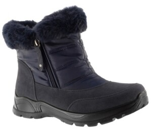 Easy Street Shoes Easy Dry by Frosty Waterproof Boots Women's Shoes