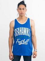 Junk Food Clothing Nfl Seattle Seahawks Tank-liberty/sugar-xl