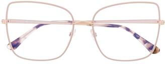 Tom Ford Oversized Square Glasses