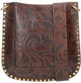 Isabel Marant Oskan Hobo Studded Vegetable Leather