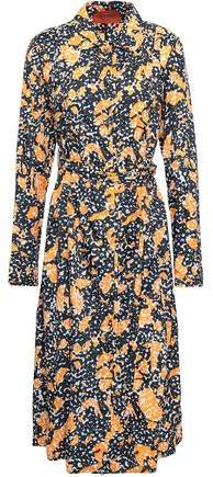 Missoni Printed Shell Trench Coat