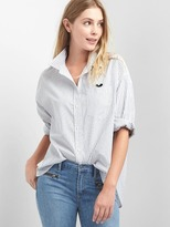 Gap | Disney stripe shirt