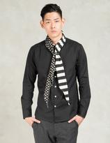 SASQUATCHfabrix. Black Stars And Stripes Scafe L/S Shirt