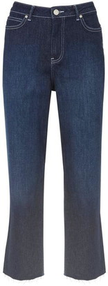 Mint Velvet Meribel Indigo Raw Hem Jeans