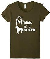 Women's Boxer Shirt - Boxer Dog Shirts Small