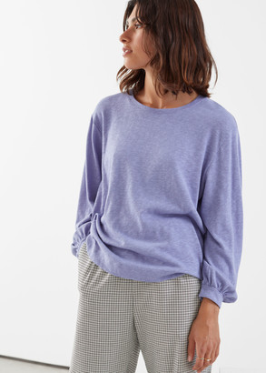 And other stories Relaxed Long Sleeve T-Shirt
