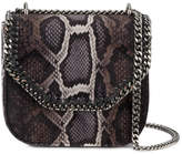 Stella McCartney mini Faux Python Falabella bag