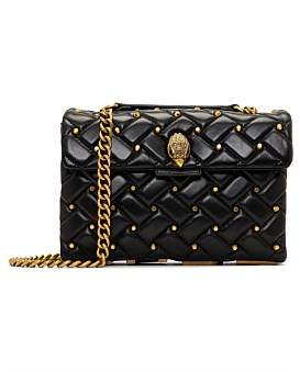 Kurt Geiger London Leather Kensington X Bag