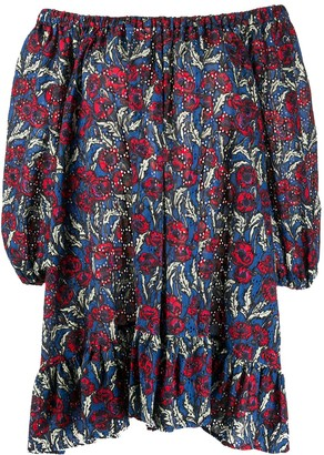 La DoubleJ Paloma short dress
