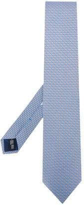Salvatore Ferragamo bee-print tie