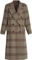 Isabel Marant Flint tweed overcoat